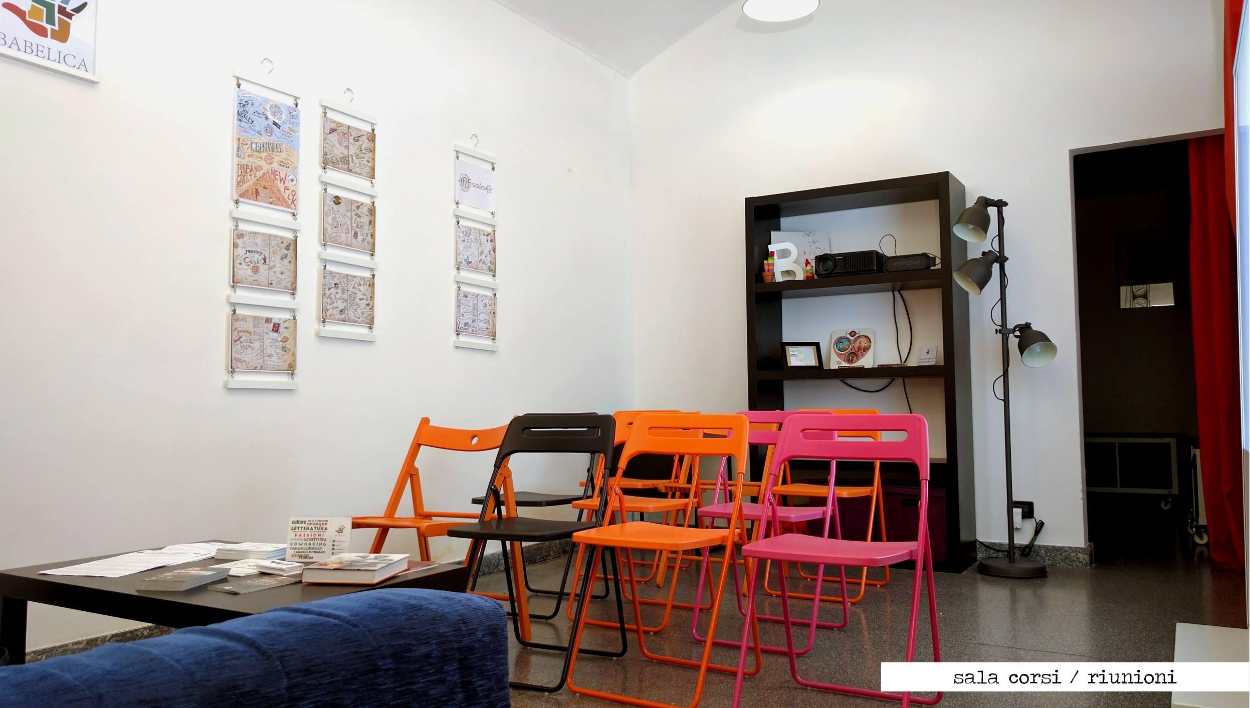 Ufficio A Ore Torino : Coworking torino associazione culturale babelica