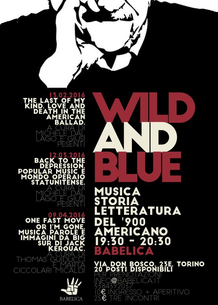 Wild And BlueB